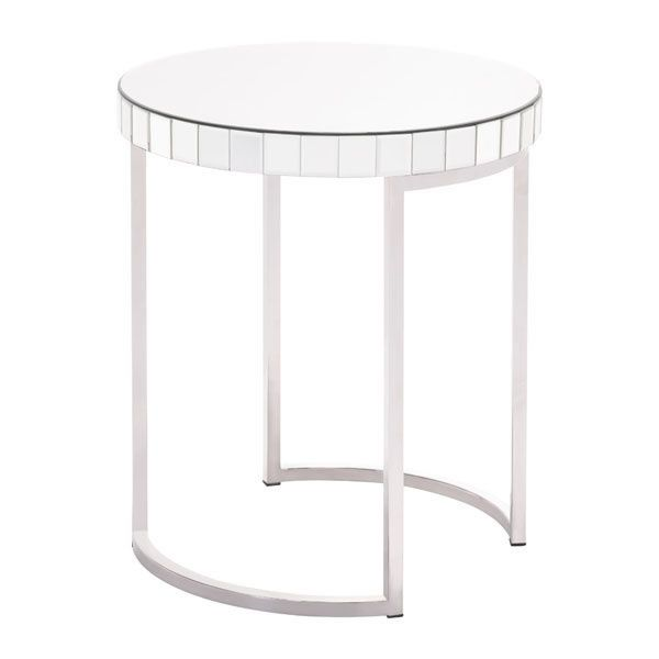 Table d'appoint Circulaire