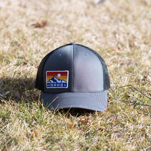 Idaho Patch Snapback Hat