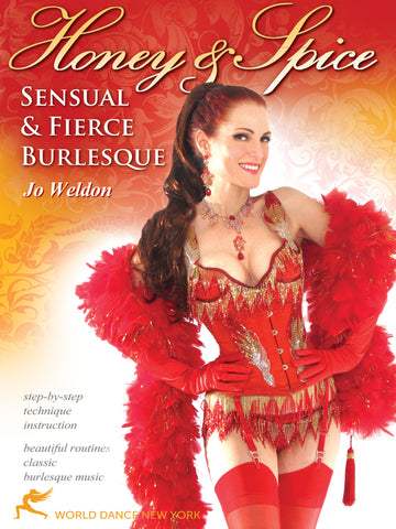 burlesque technique and routines instant video class, burlesque dance steps, moves and showmanship
