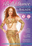4-DVD lot, Advanced Belly Dance Instructional DVDs from World Dance New York