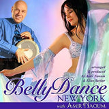 2-DVD+CD lot, American Cabaret Belly Dance Instructional DVDs - World Dance NY