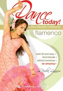 """Dance Today! Flamenco - Farruca & Gypsy Tangos"" DVD"