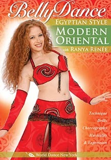 Modern Oriental: Belly Dance Egyptian Style with Ranya Renée