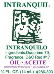 aceite intranquilo 14ml pz