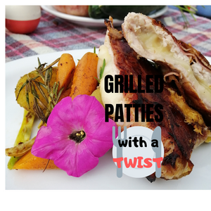 How To Make Burger Patties? Learn Grilled Patties With A Twist Recipe