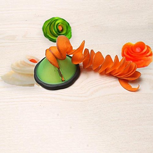 Creative Vegetable Spiral Slicer - Kitchendreamz-Top-Kitchen-tools-Kitchen-Gadgets