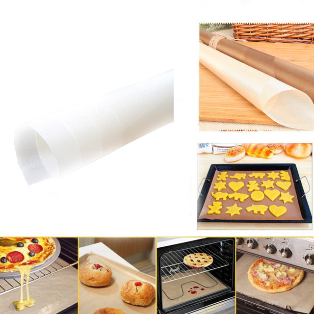 Parchment Paper Baking Liners - Kitchendreamz-Top-Kitchen-tools-Kitchen-Gadgets