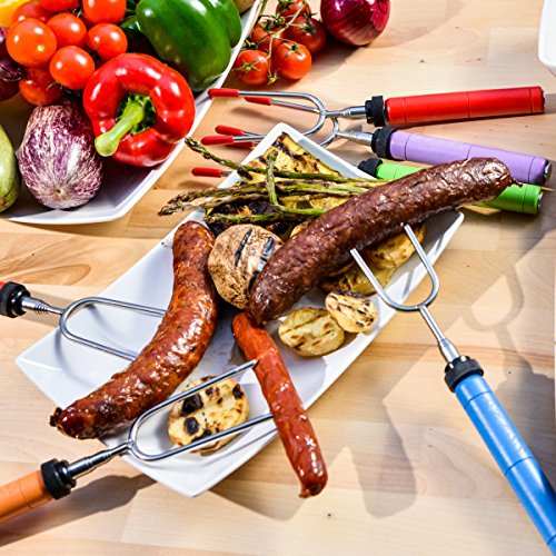 BBQ Marshmallow Roasting Stick - Kitchendreamz-Top-Kitchen-tools-Kitchen-Gadgets