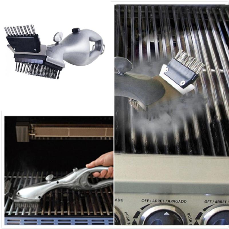 Barbecue Grill Cleaning Brush - Kitchendreamz-Top-Kitchen-tools-Kitchen-Gadgets