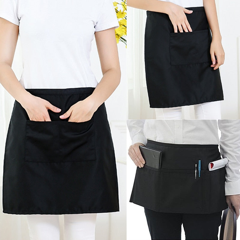 Half Short Apron - Kitchendreamz-Top-Kitchen-tools-Kitchen-Gadgets