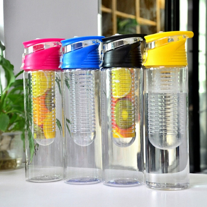 Fruit Infusing Drink Bottle - Kitchendreamz-Top-Kitchen-tools-Kitchen-Gadgets