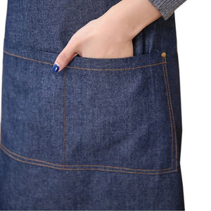 Jeans Style Apron - Kitchendreamz-Top-Kitchen-tools-Kitchen-Gadgets