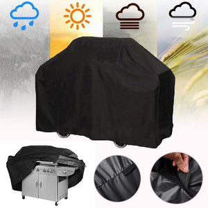 Waterproof BBQ Grill Cover - Kitchendreamz-Top-Kitchen-tools-Kitchen-Gadgets