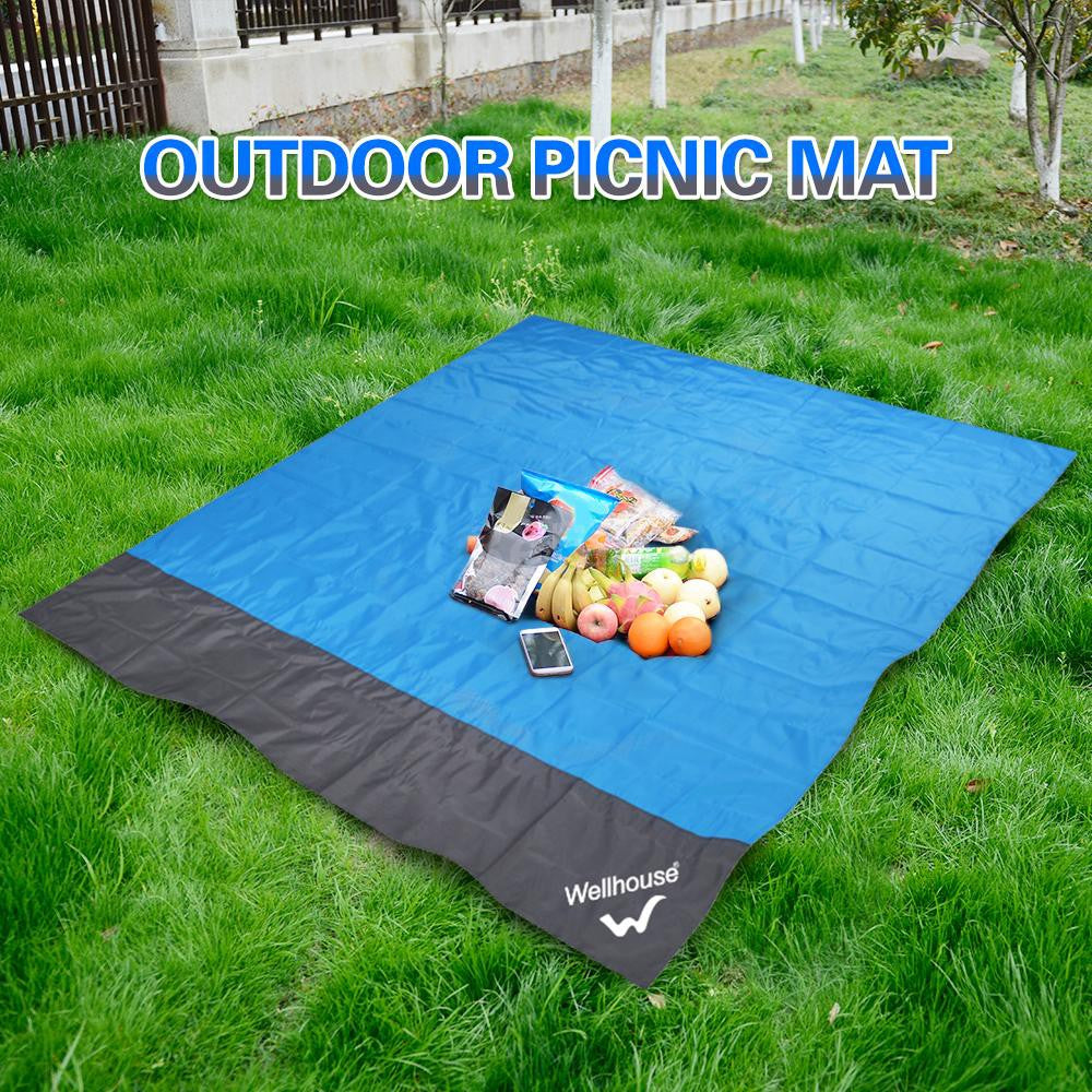 Waterproof Beach Blanket - Kitchendreamz-Top-Kitchen-tools-Kitchen-Gadgets