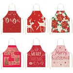 Christmas Apron - Kitchendreamz-Top-Kitchen-tools-Kitchen-Gadgets