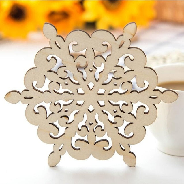 Christmas Coaster - Kitchendreamz-Top-Kitchen-tools-Kitchen-Gadgets