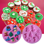 DIY Christmas Silicone Baking Tool - Kitchendreamz-Top-Kitchen-tools-Kitchen-Gadgets
