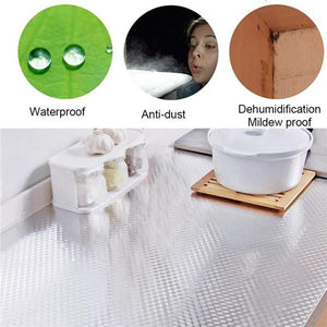 DIY Kitchen Anti Oil Contact Paper-Home & Garden-airvog.com-40*200CM-DIAMOND-airvog