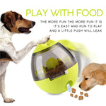 Pet Interactive Treat-Dispensing Ball-Pets-airvog.com-TUMBLER GREEN-airvog