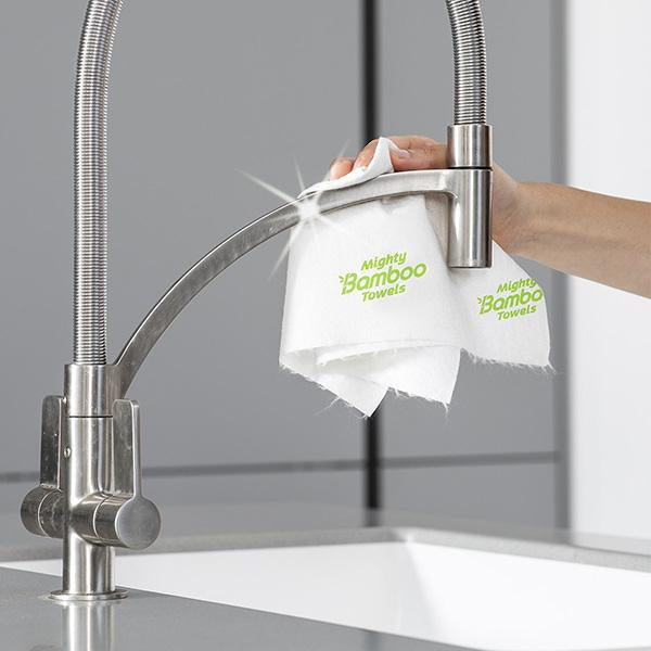 Super-absorbent Reusable Bamboo Fibre Kitchen Towels-Home & Garden-airvog.com-1 Roll-airvog