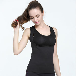 Hot Body Shaper Vest-Clothes & Accessories-airvog.com-s-black-airvog