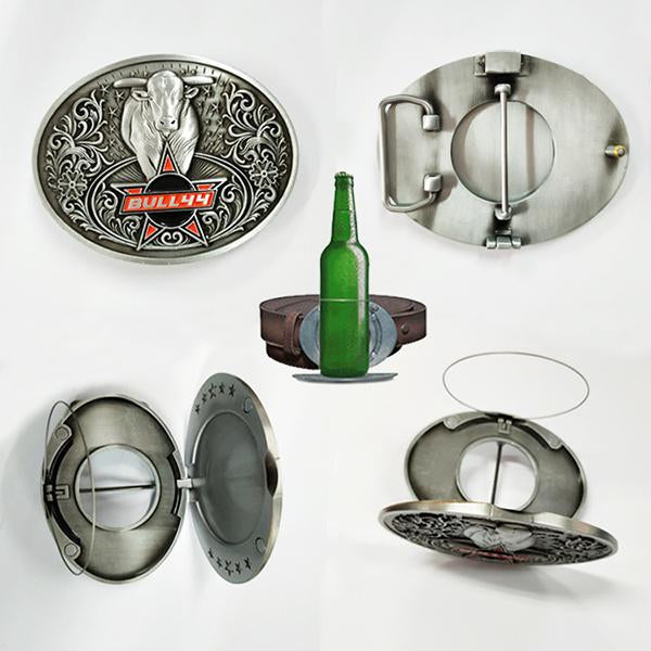 Beer Can Buckle Holder-Free Your Hands