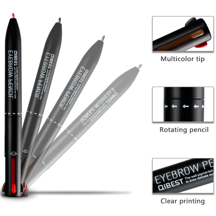 4 In 1 Multifunctional Automatic Eyebrow Pencil-Beauty-airvog.com-airvog