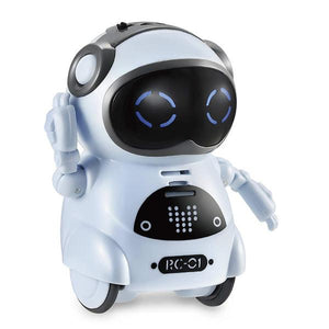 Mini Pocket Robot-Toys-airvog.com-BLUE-airvog
