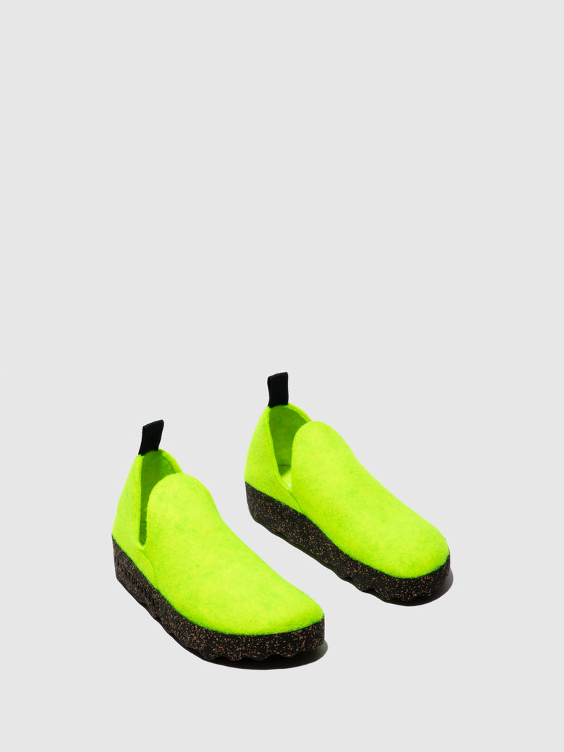ASPORTUGUESAS Sapatos Slip-on CITY L Neon