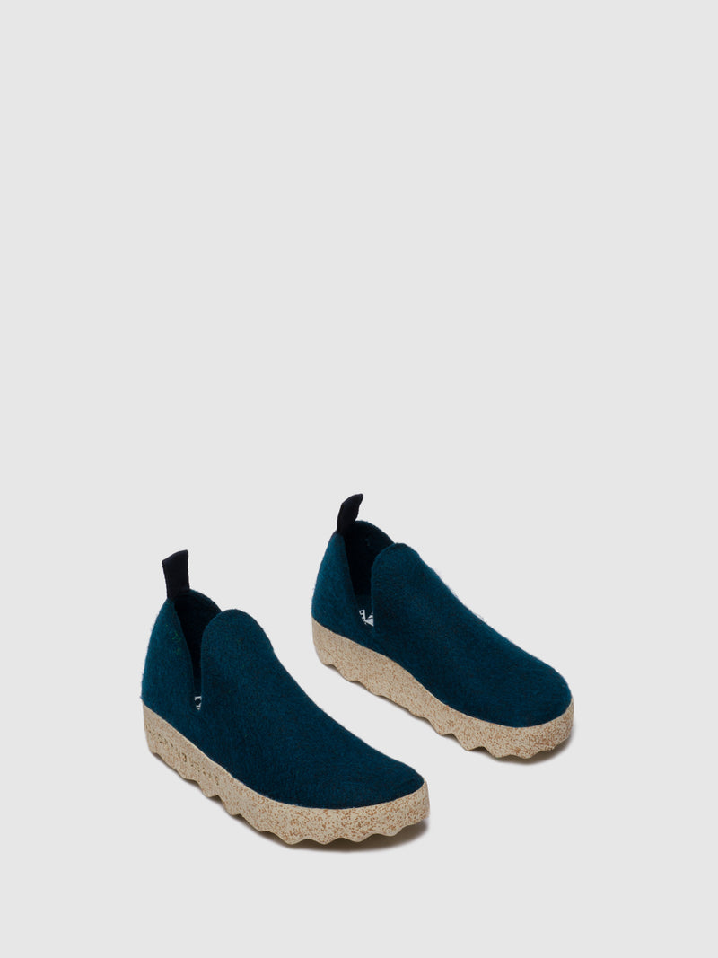Sapatos Slip-on CITY M Dark Blue