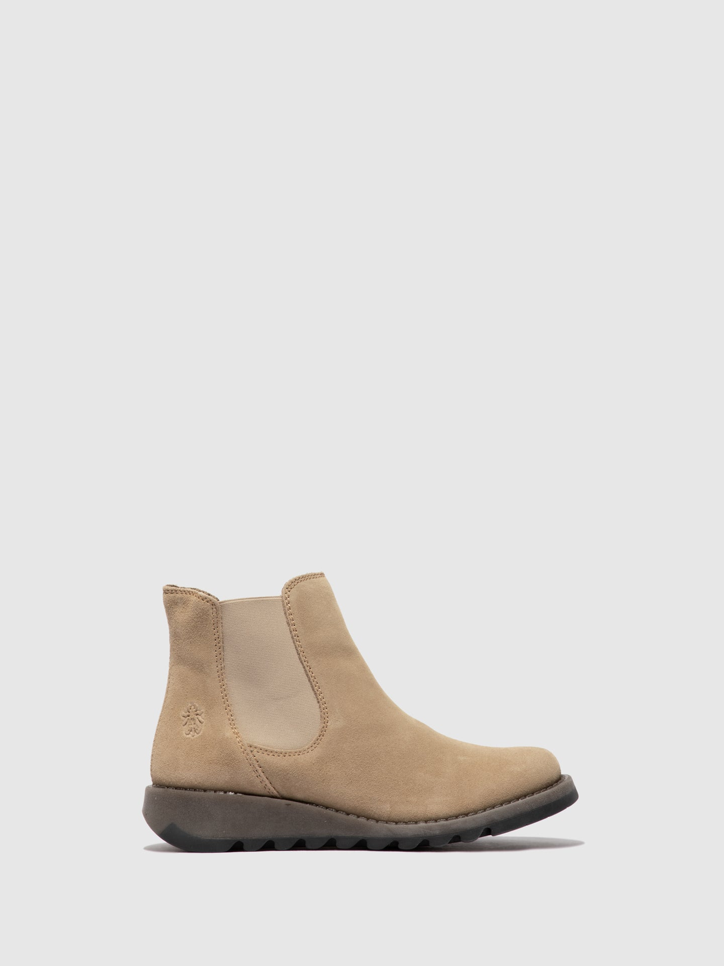 Fly London Botins Chelsea SALV BISCUIT