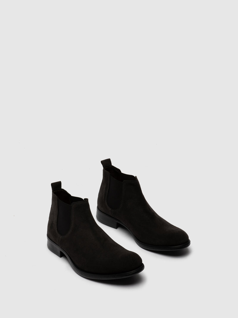 Fly London Botins Chelsea MEZO559FLY OIL SUEDE DIESEL