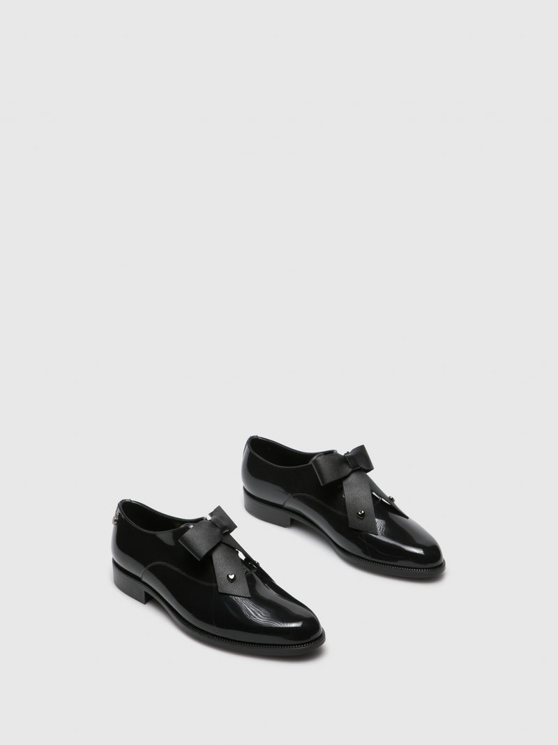 Lemon Jelly Sapatos Oxford em Preto