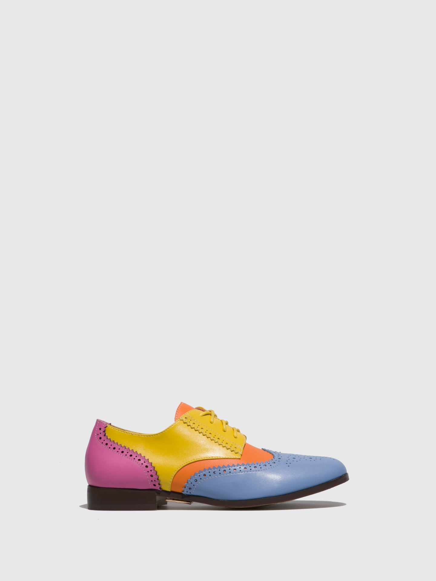 Yull Sapatos Oxford em Multicolor