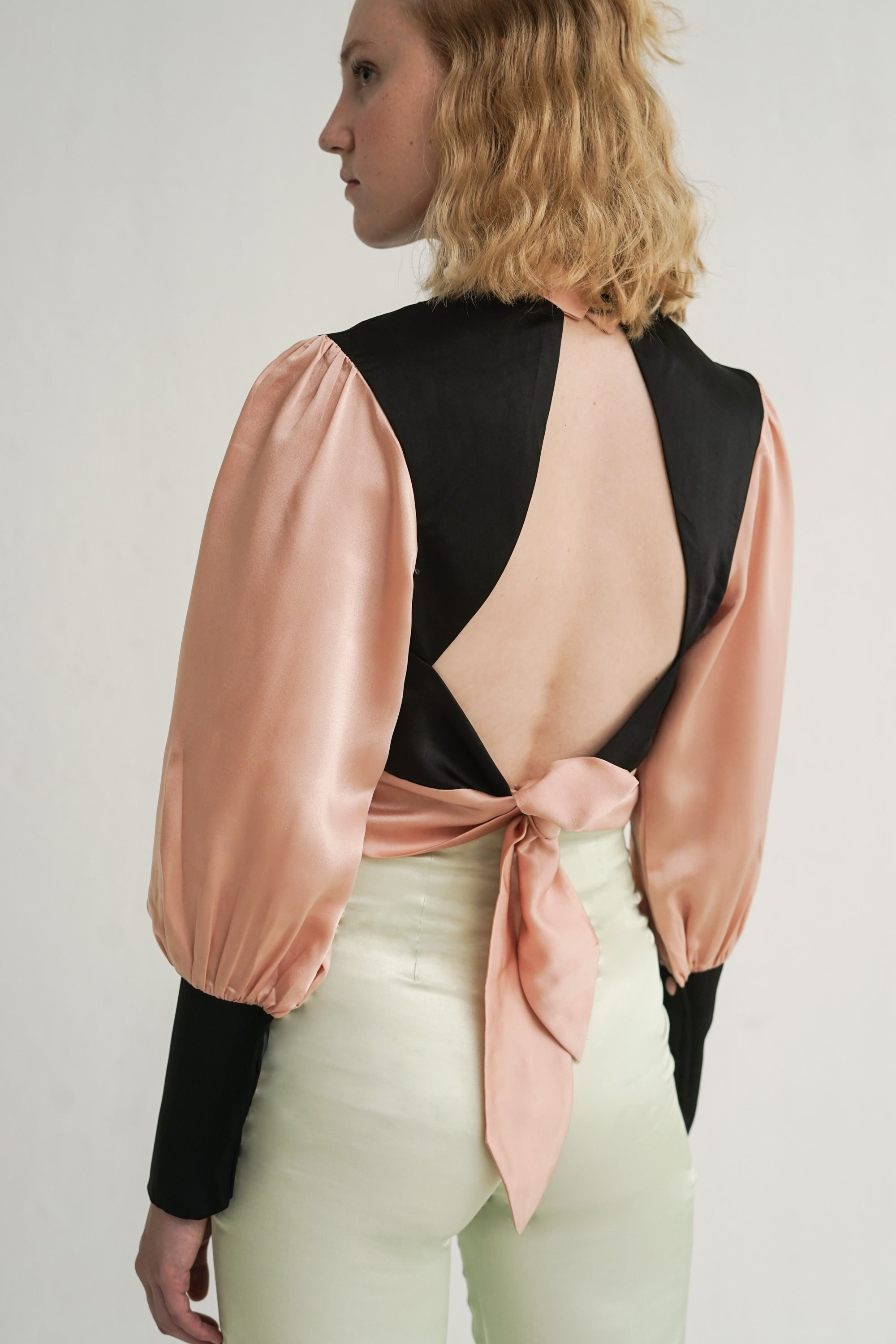 Franci Backless Top