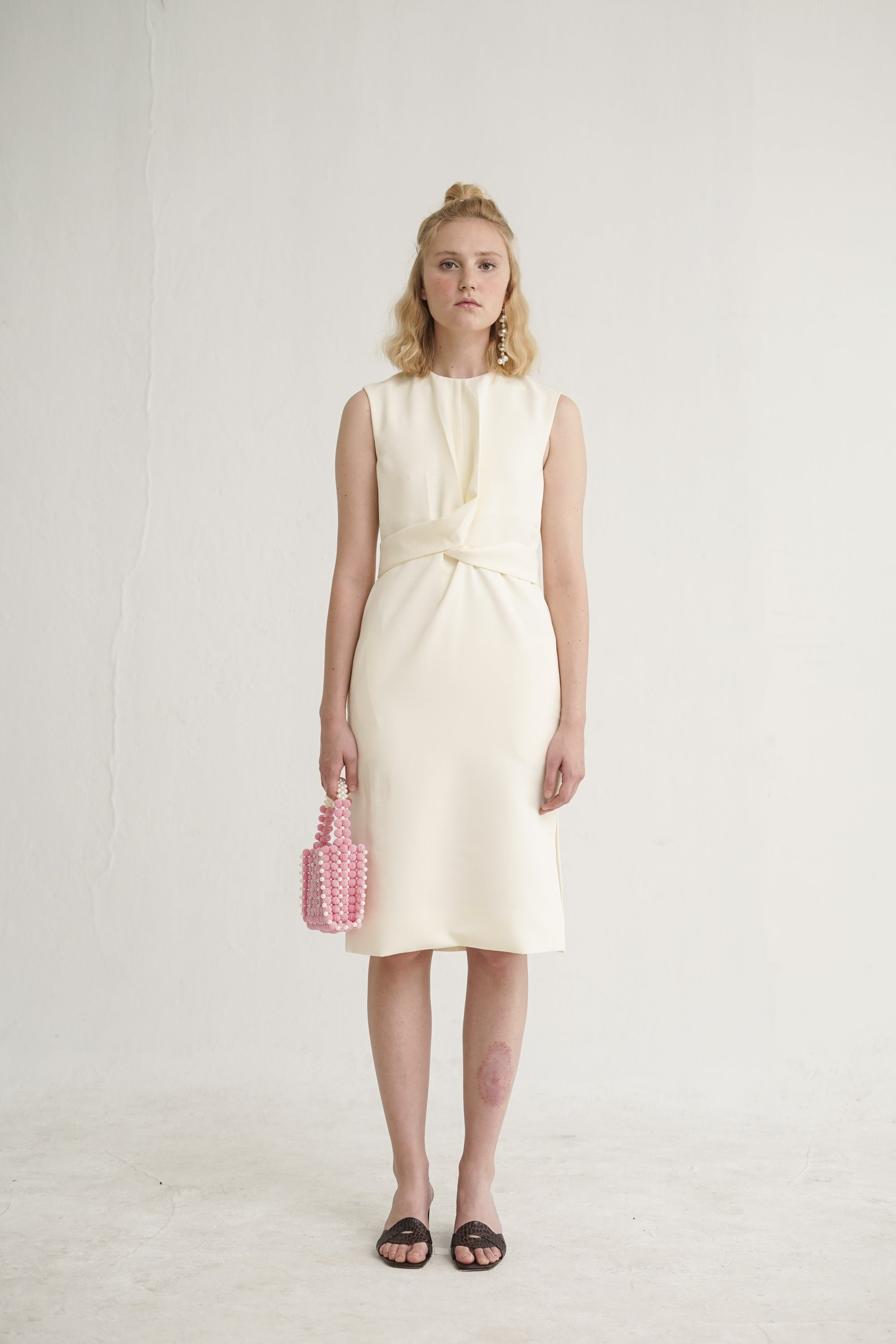 Anne Twist Dress