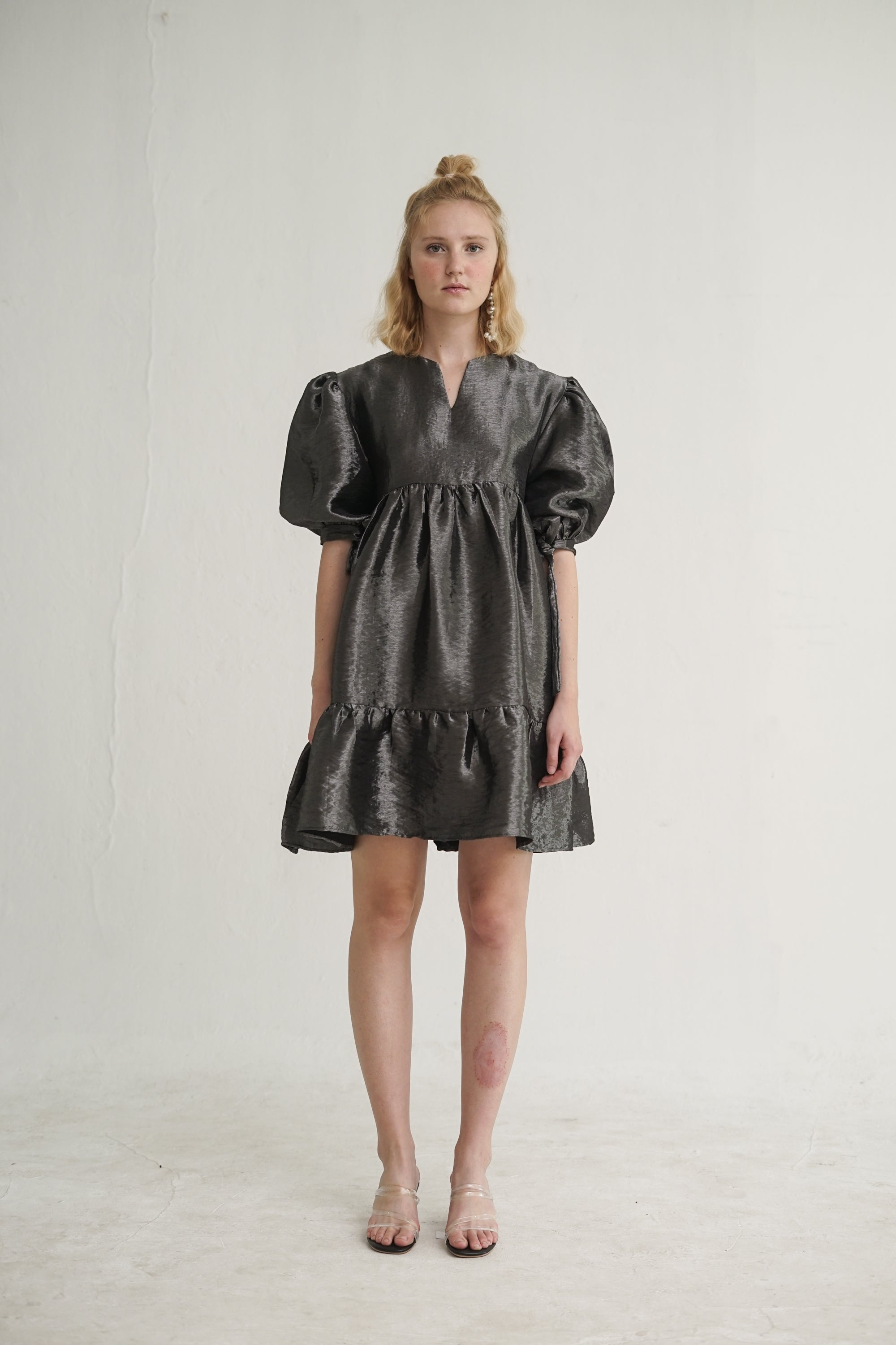 Dolly Metallic Dress