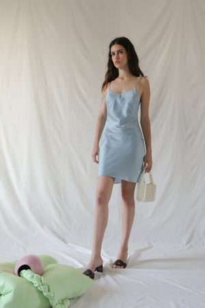 Jolie Mini Slip Dress