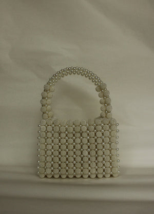 Mini Lou Pearl Bag