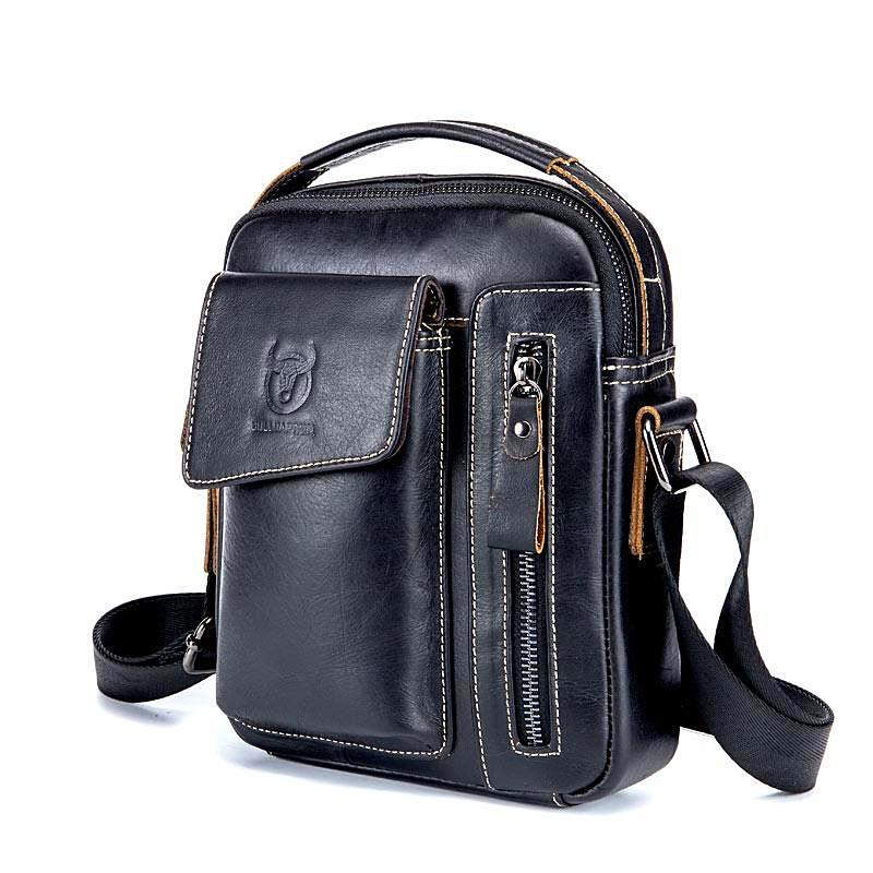 Louis Leather Bag