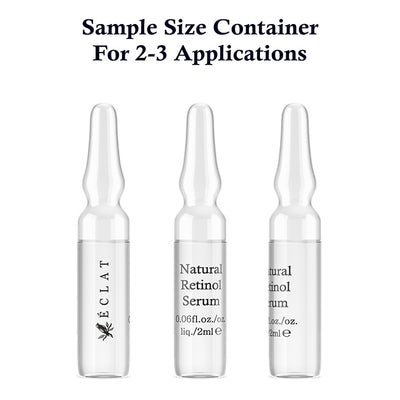 Pure Retinol Serum 2ml Sample Size