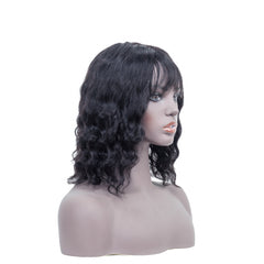 Lace Front Wigs - Water Wave - NaturalTrue Hair