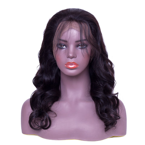 hello of 360 Wigs - Body Wave - NaturalTrue Hair