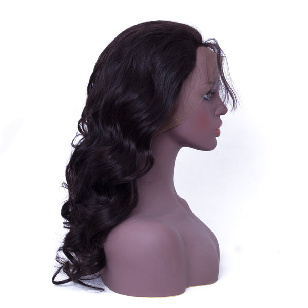 360 Wigs - Body Wave - NaturalTrue Hair