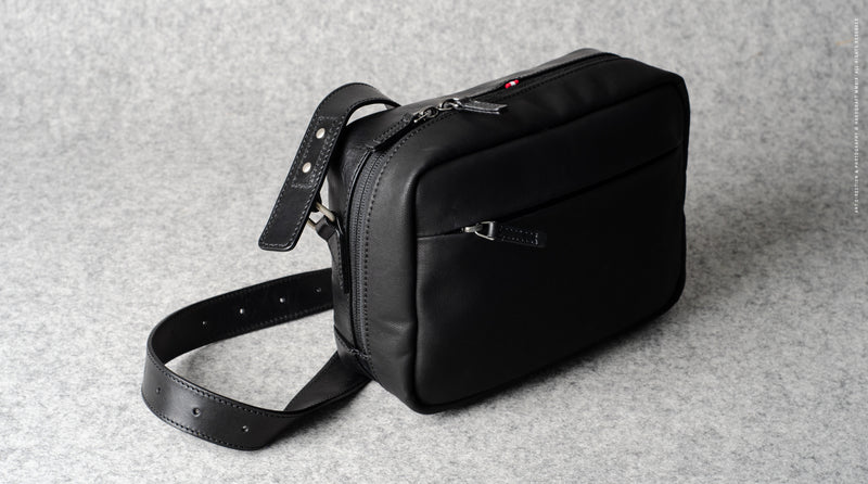 All-Rounder Pack . Black Coated