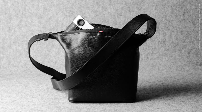 Frame Camera Bag . Coal
