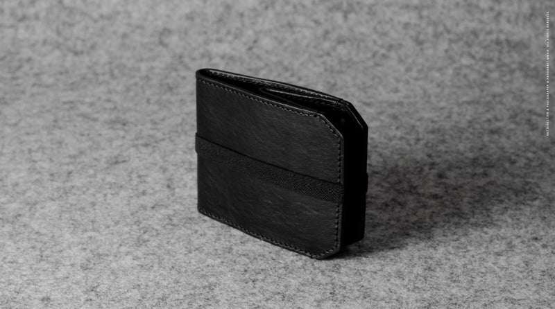 Ta-Da! Card Case . Coal