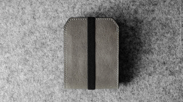 Ta-Da! Card Case . Off Grey