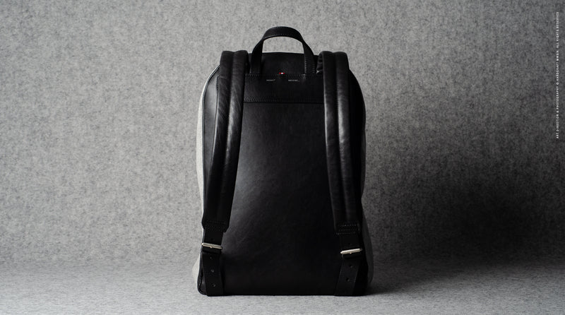 Well-Rounded Backpack . Alcantara