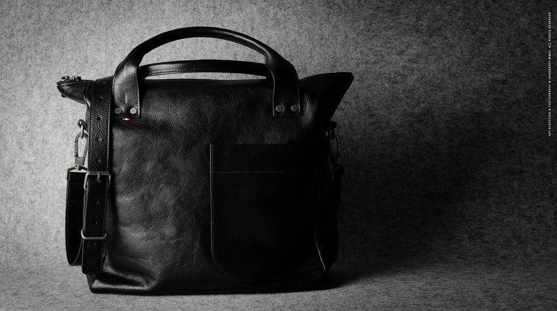 Ad-Lib Shoulder Bag . Coal